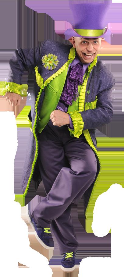 Magicien pour enfants Roger Benoit